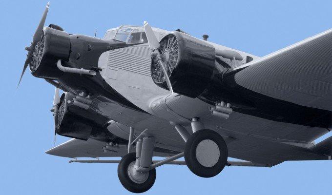 Ju 52 fliegen Gutschein
