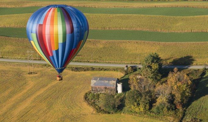 Ballon fahren in Oldenburg und Umgebung