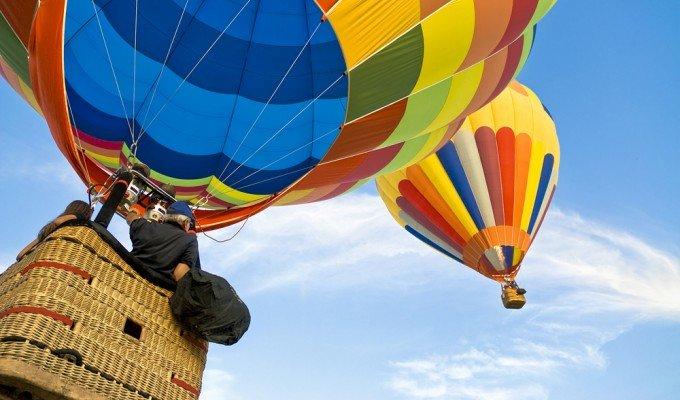 Ballonfahrt in Friesoythe