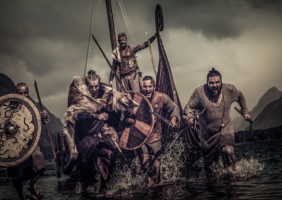 Drehorte Vikings besuchen