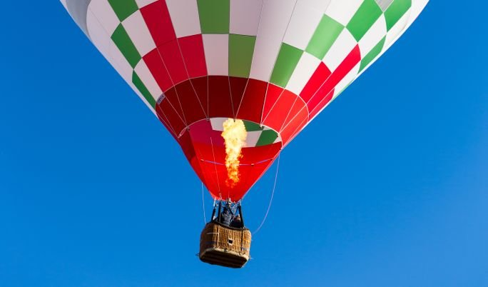 Ballonfahrt in Kamp-Lintfort