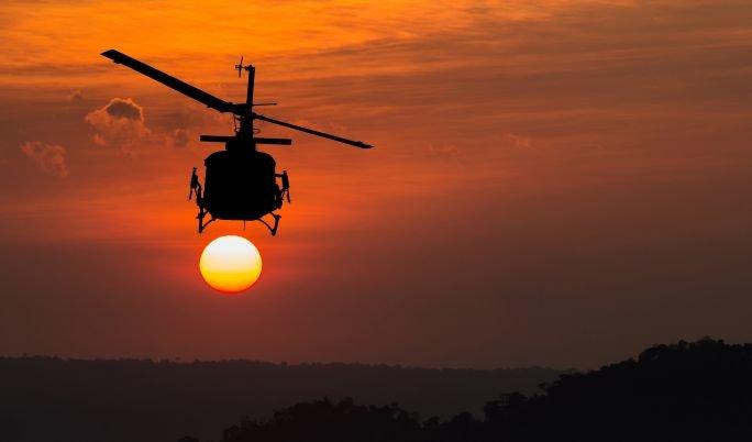 Hubschrauber selber fliegen - 20 Minuten in Saarlouis