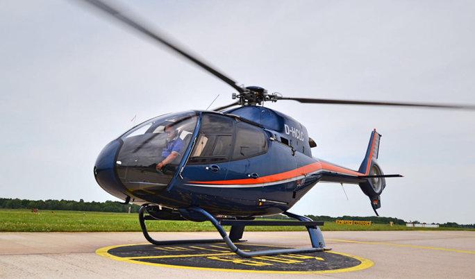 Hubschrauber selber fliegen in Hannover