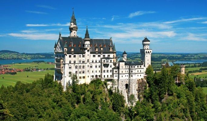 Luxus Hotel in Bayern
